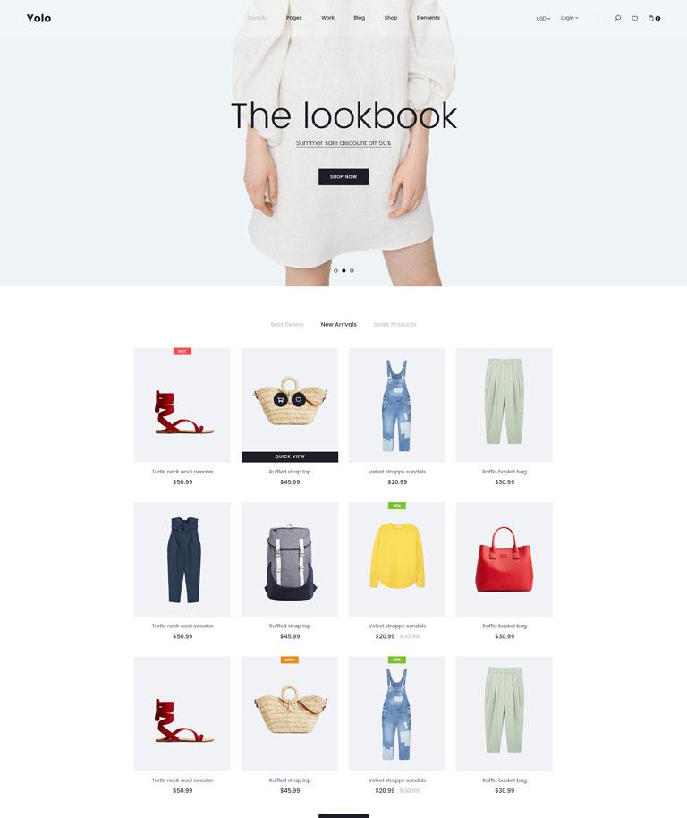 Shop Minimal