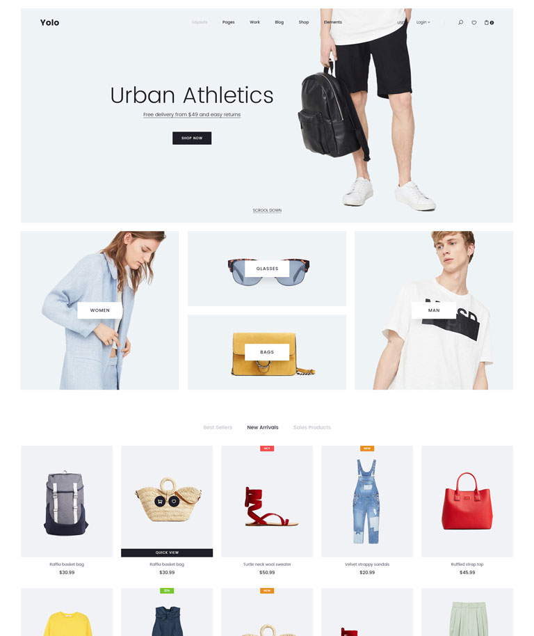 Shop Minimal02